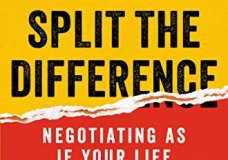 Never Split The Difference by Chris Voss (@VossNegotiation) [Book Reviews] DreAllDay.com