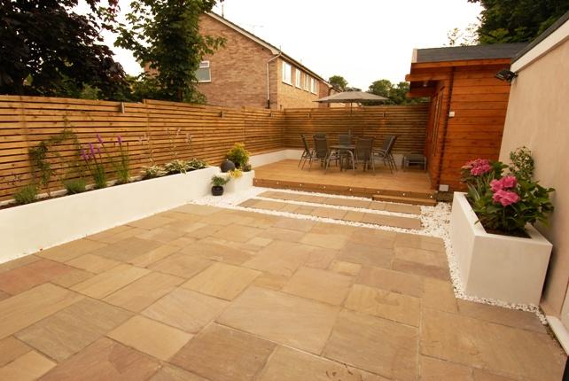 Stoke Poges Sunken Seating Dream Gardens