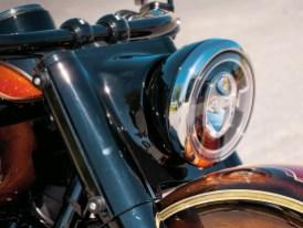 Lampenverkleidung aus dem Thunderbike-Katalog