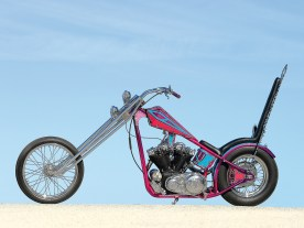 Kein Oldie: komplett neu aufgebautes Bike