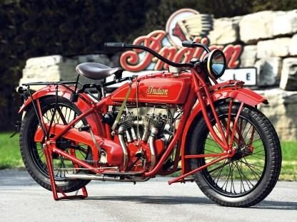 1923 verschwindet der Name Hendee Manufacturing, um fortan als Indian Motorcycle zu firmieren