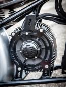 Der Elektromotor leistet 27 PS und drückt ordentliche 57 Newton- meter. Das reicht für 120 Sachen