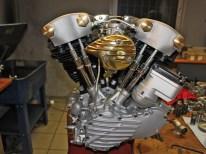 ... und fertig ist ein nagelneuer Knuckle-Motor