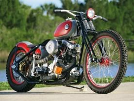Bills Spezialität: Cleane Bikes mit Cross-Reifen garniert