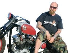 Der Mann hinter Bling's Cycles: Bill Dodge