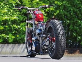 Trotz Regenreifen auf den Karbonfelgen: Dieses Bike wird wohl eher selten bei Nässe bewegt werden