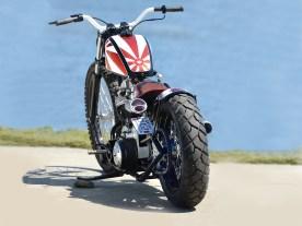 Der cleane Lenker ist der breiteste Bauteil am Bike