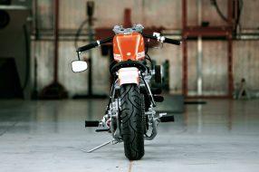Für Perry Mele sollte das Bike perfekt werden