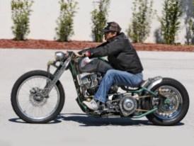 """""""La Rata"""", zu deutsch: die Ratte, hat der Kreateur dieses wunderbaren Bikes sein erstaunliches Werk genannt"""