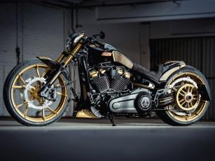 Grand Prix S Le Mans – Wer kann, der kann! Thunderbikes neues Custombike ist ein richtig edler Brocken geworden
