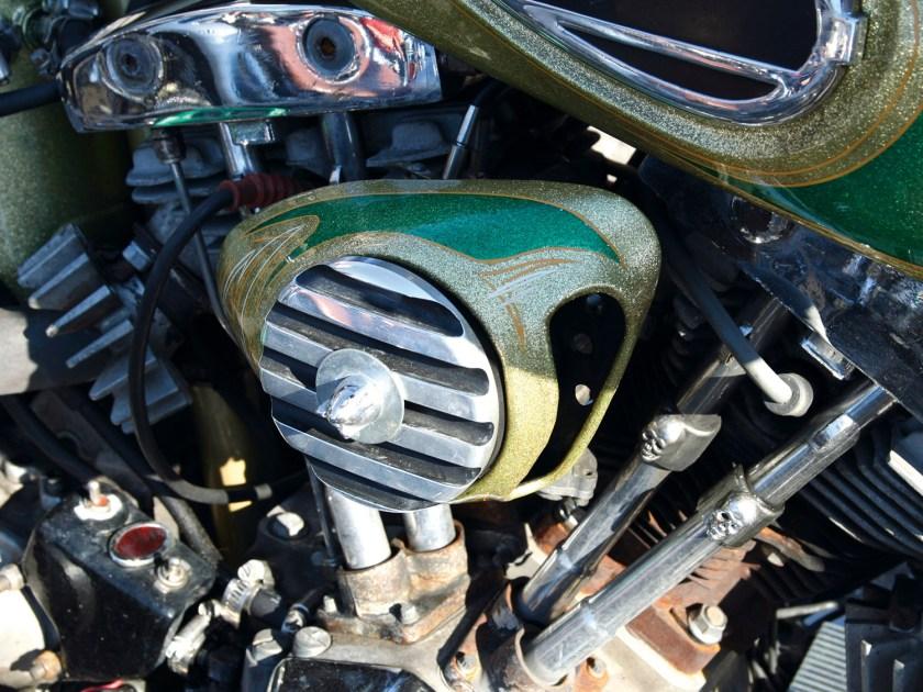 Harley-Davidson Luftfilter – Schau mal da!