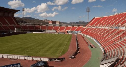 Stadion von Real Mallorca.