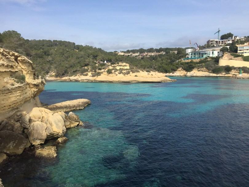 Cala del Mago Mallorca Dreifingerbucht