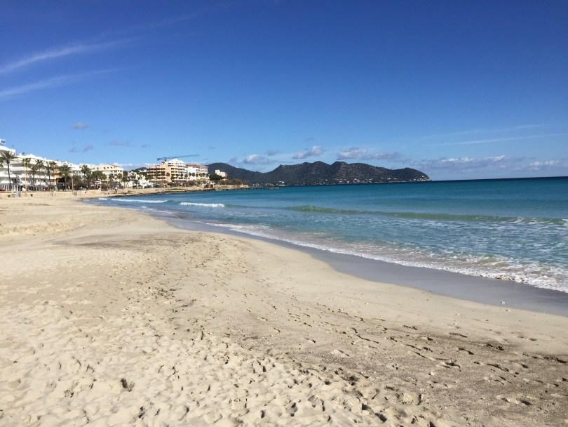 Strand Cala Millor Mallorca
