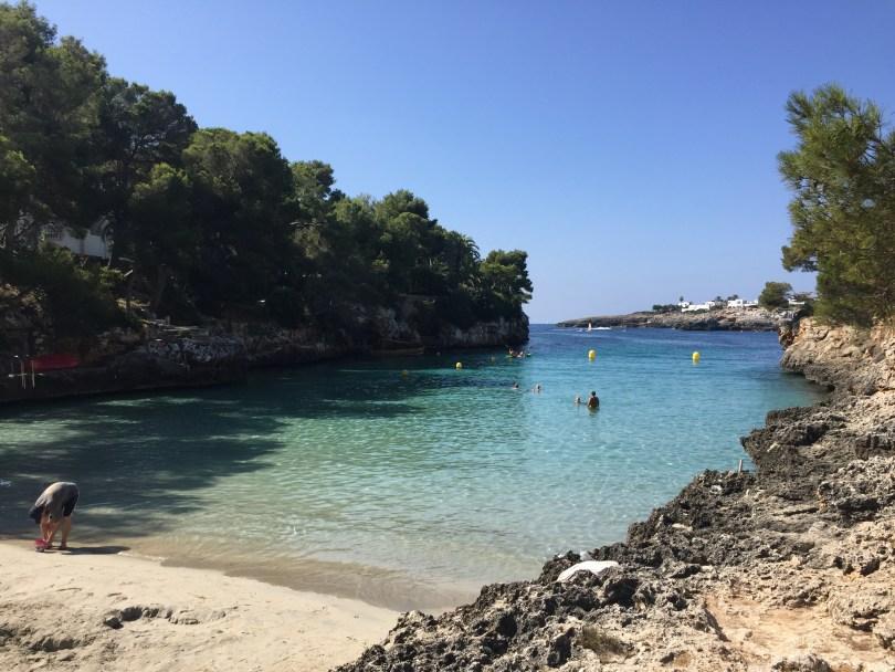 Cala Serena auf Mallorca - eine kleine Bucht in der Nähe von Cala D'Or