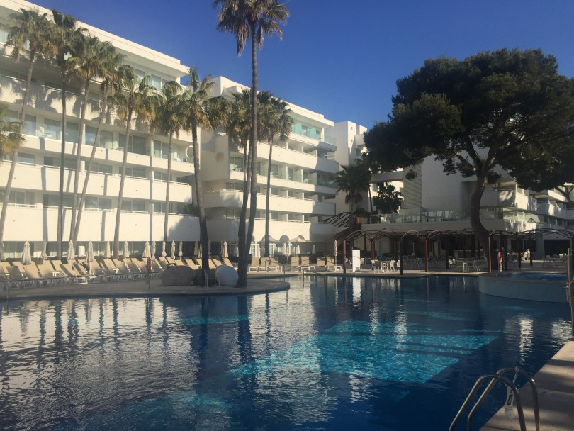 Mallorca Hotel Iberostar Cristina an der Playa de Palma