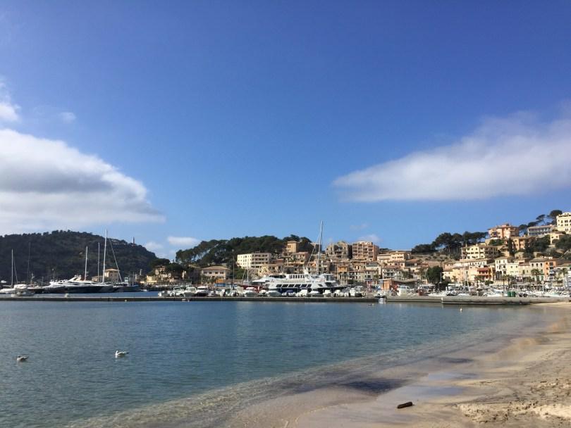 Port de Sóller Mallorca Hafen