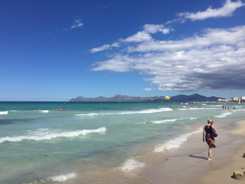 Mallorca Strand Can Picafort