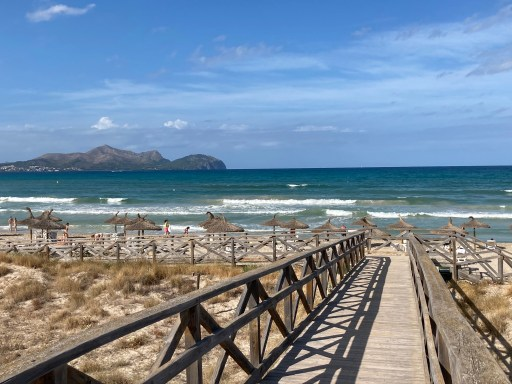Platja Daurada auf Mallorca