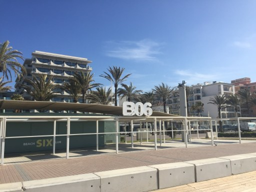 Der sogenannte Ballermann 6 an der Playa de Palma