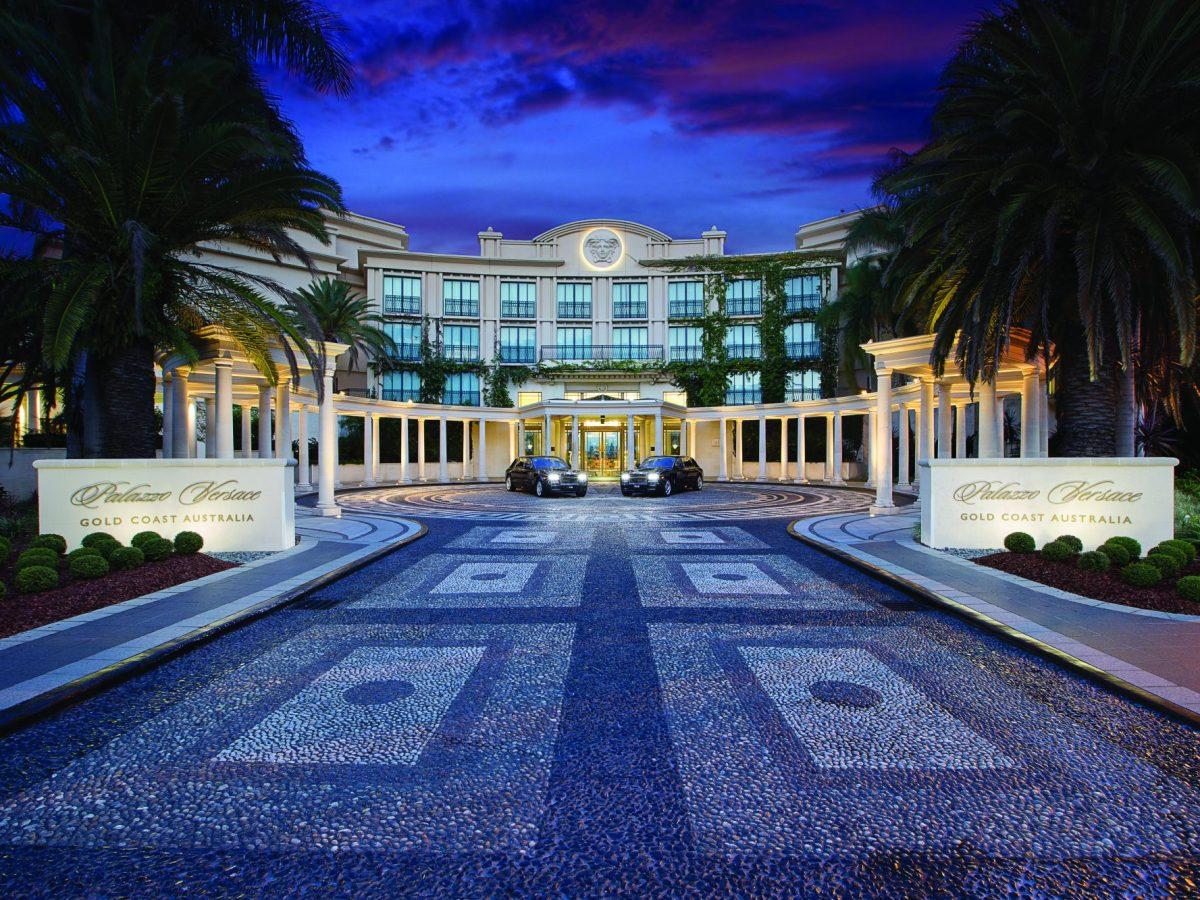 Palazzo Versace one of Australia's best five star hotels