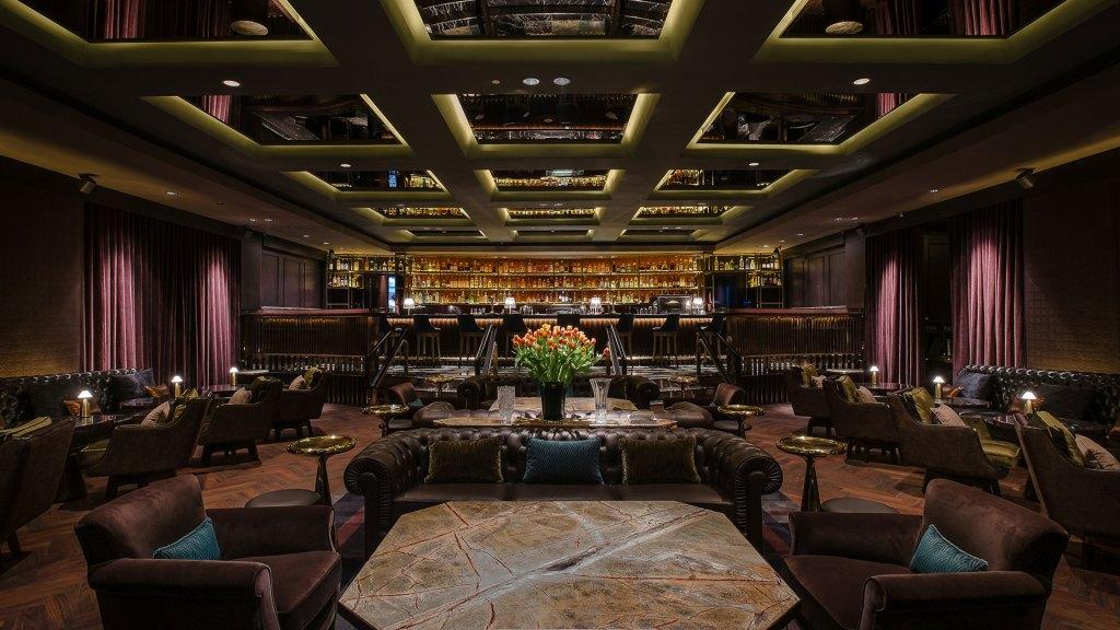 Best bars in Singapore Manhattan at Regent Singapore