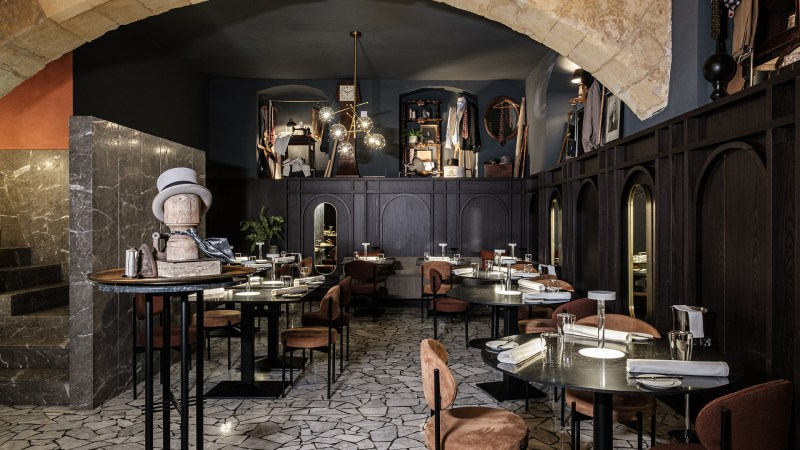 Rosselli - UnderGrain - One Star Michelin Restaurant