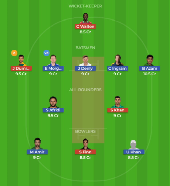 ISL vs KAR Qualifier Match Dream11 Team