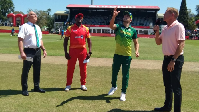 South Africa vs Zimbabwe 2018-1st T20-Preview-East London