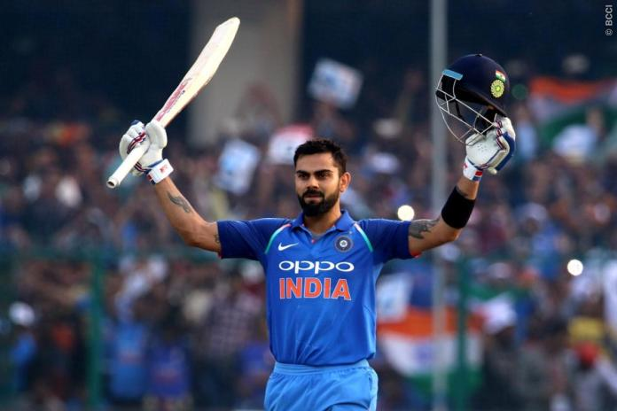 Virat Kohli retains No. 1 spot in latest ICC test and ODI ranking