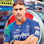 Rajasthan Royals appoint Paddy Upton as the new coach for coming IPL season.