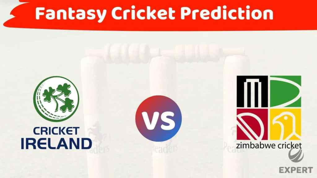 IRE vs ZIM Dream11 Team, Prediction and Team News