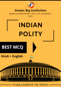 Indian Polity MCQ PDF For Various Competitive Exams