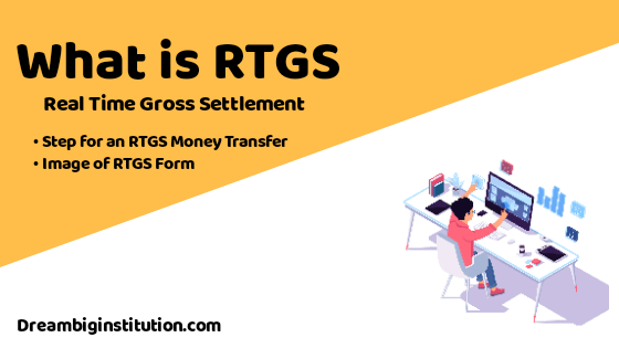What is RTGS ( Real-time gross settlement )
