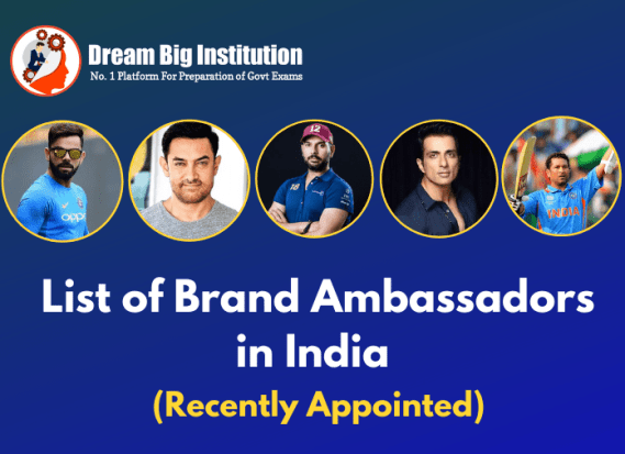 List of Brand Ambassadors in India 2020