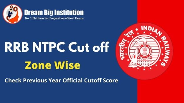 RRB NTPC Cut off Zone Wise