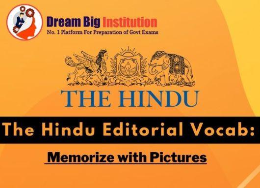 The Hindu Editorial VOCAB 28 September 2020