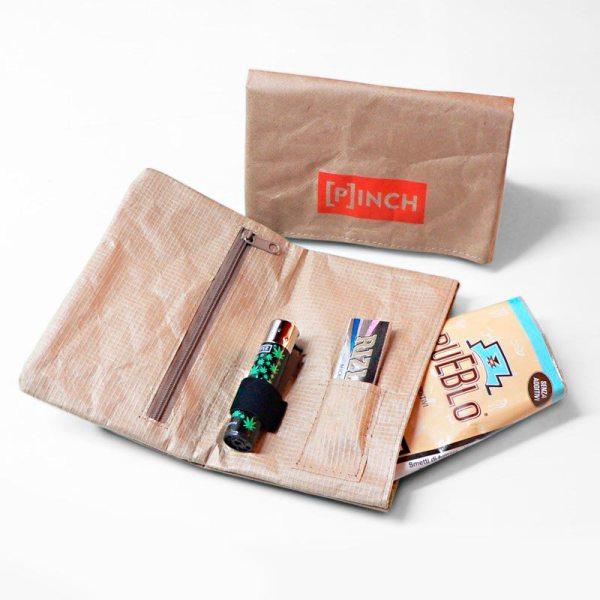Bolsa Tabaco Pinch Kraft TP-2540
