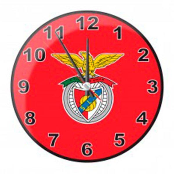Relógio Parede Clubes c/ Emblema-0