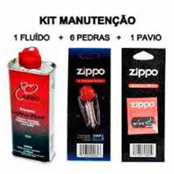 Kit Zippo Fluído+6 Pedras+1 Pavio-0