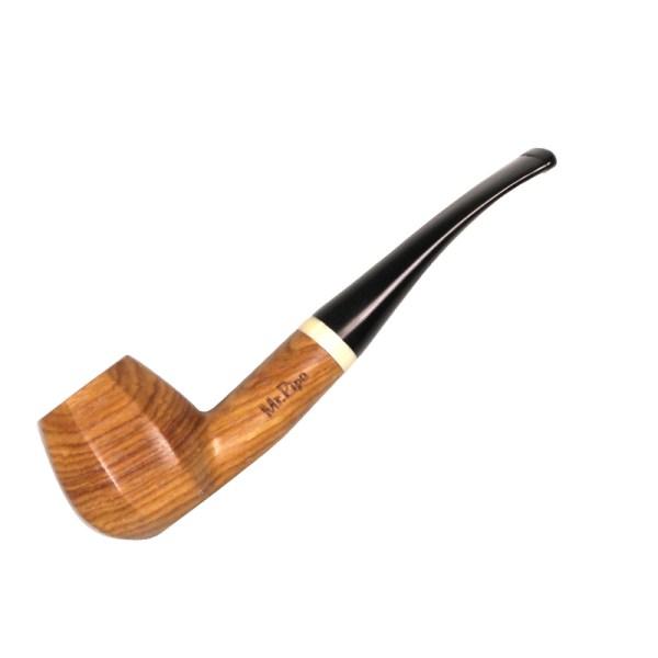 Mr. Pipe Redwood Brown-0