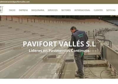 PROYECTO COMUNICACIÓN DIGITAL – PAVIFORT VALLES