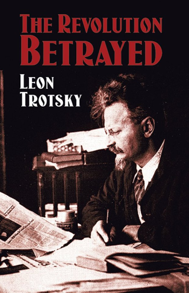 The Revolution Betrayed Cover