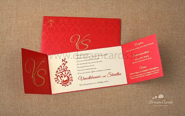 dreamcards wedding invitation dream