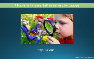 7 Hacks to Increase Your Self-awareness to Become More Effective Leader!