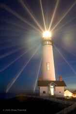 132nd Lighting Of The Pigeon Point Lighthouse