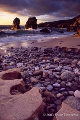 Glorious Garapata Beach
