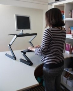 DIY Ways to Eliminate Common Aches and Pains From Sitting at a Desk, original blog article by Dreamclinic Massage and Acupuncture Seattle, Redmond, Bellevue