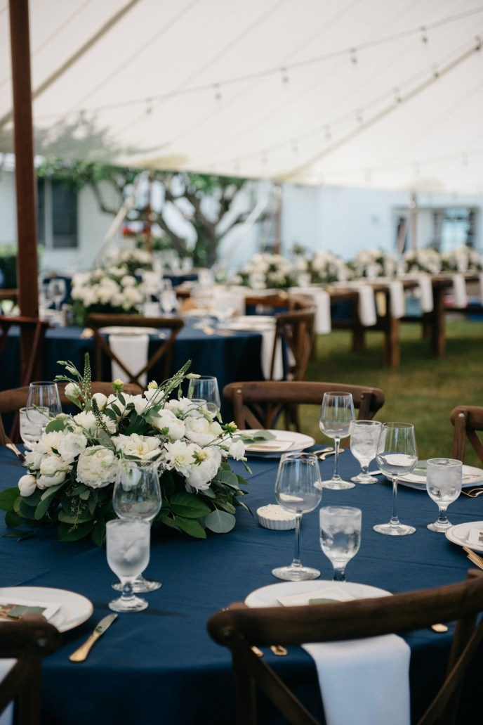 Wedding Planner is Saugatuck, Tented Wedding in South Haven executed by a Saugatuck Wedding Planner