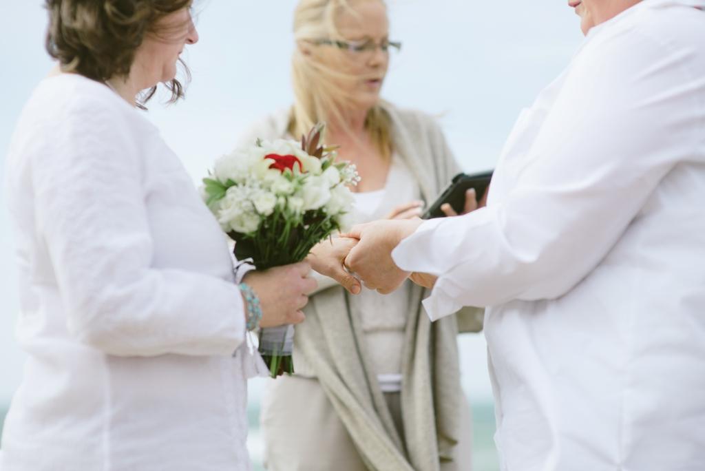 wedding basics include custom wedding ceremony